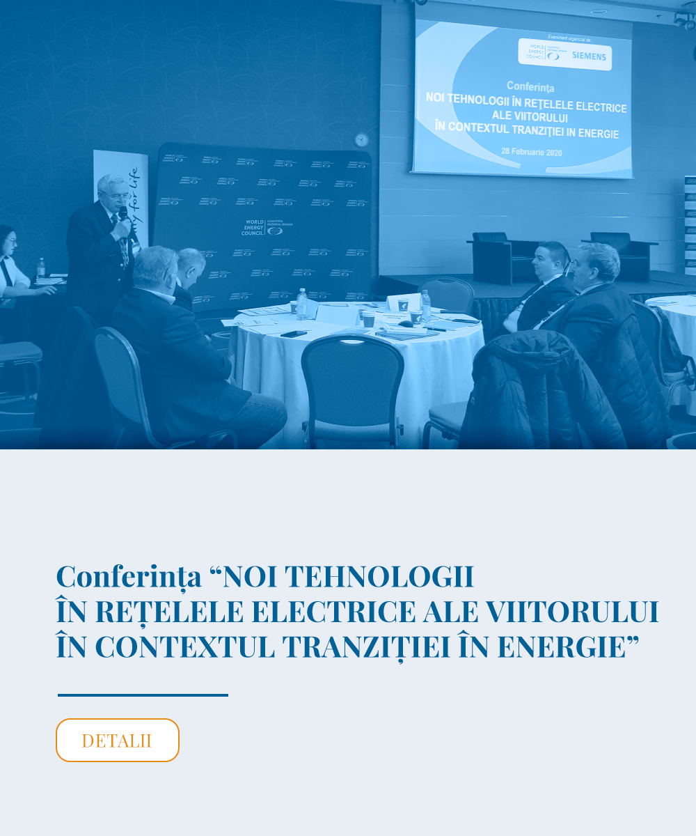 NEW TECHNOLOGIES OF THE FUTURE ELECTRICAL NETWORK IN THE CONTEXT OF ENERGY TRANSITION Conference
