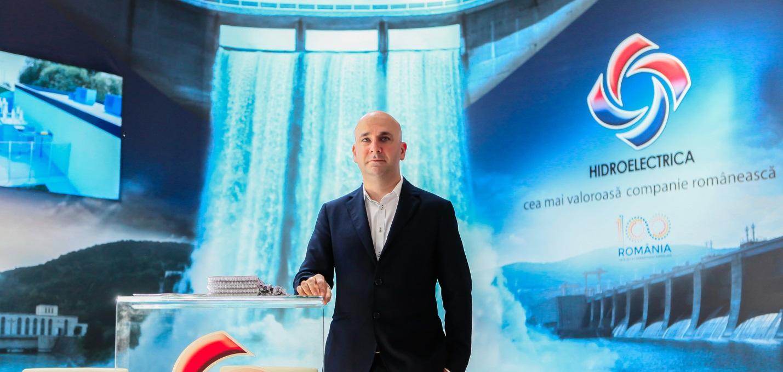 Bogdan Nicolae Badea – Președinte al Directoratului Hidroelectrica