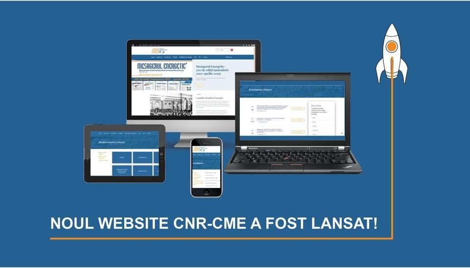 Bine aţi venit pe noul site al CNR-CME