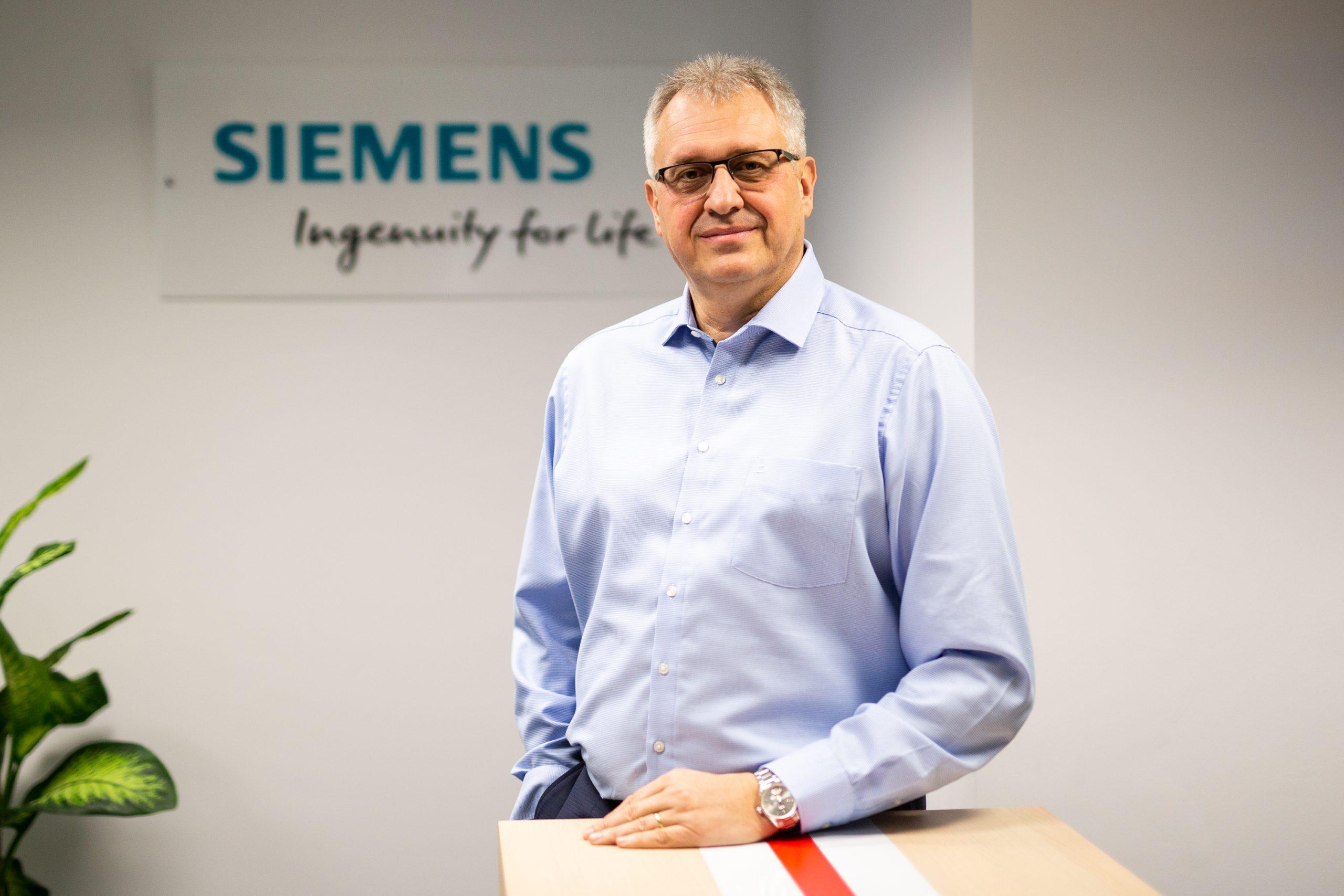 Cristian Secosan – CEO Siemens România