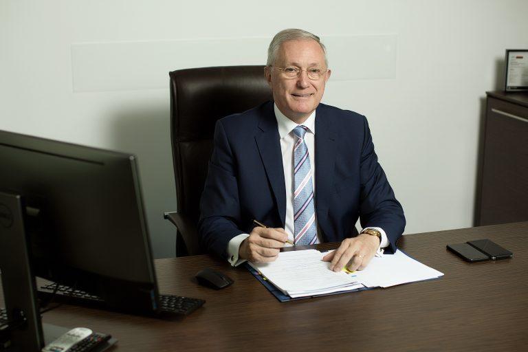 Petre Stroe – CEO MET România, subsidiary to the MET group