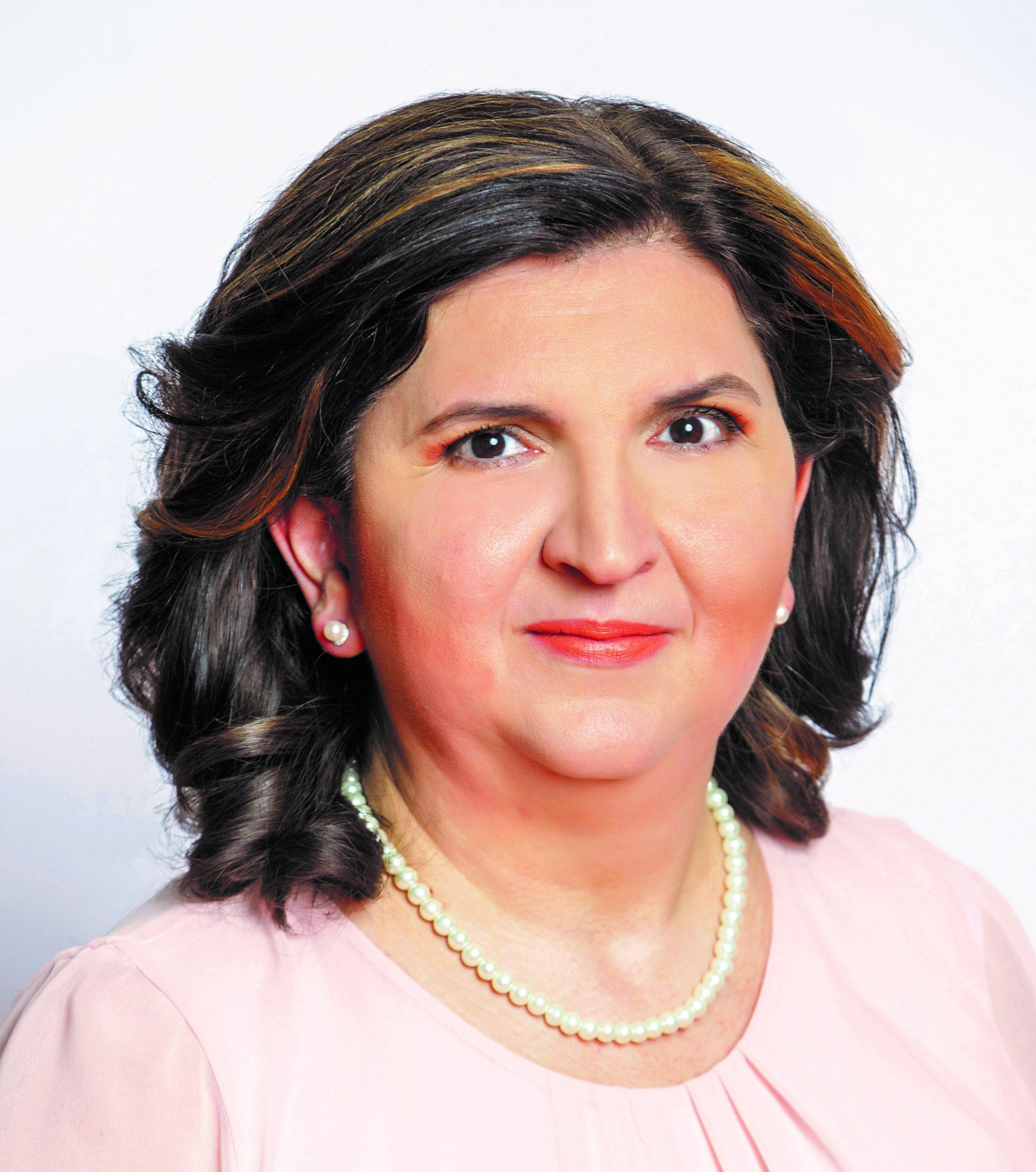 Georgeta Corina Popescu – CEO Electrica